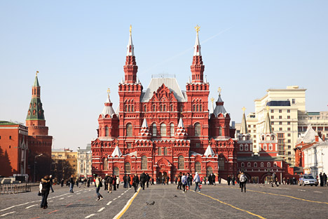 In the last six years, Moscow has begun to lose its appeal for many residents in Russia's regions. Source: Lori / Legion media.