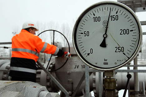 Russian giant Gazprom signed a 20-year contract for the supply of LNG with India's GAIL in early October. Source: AP