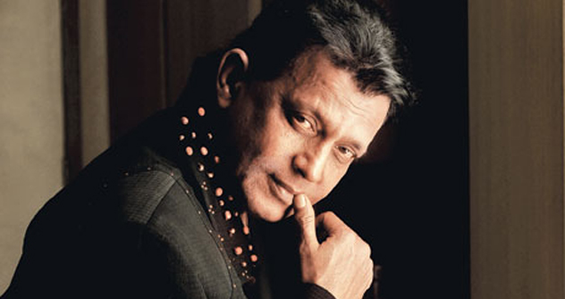 65-year-old Mithun Chakraborty acted in more than 200 films and won a great number of prestigious Indian film awards. Source: Press Photo