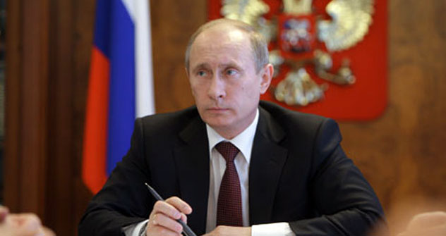 Russian President Vladimir Putin's visit to India in November is set to clear the air on some contentious issues. Source: RIA Novosti