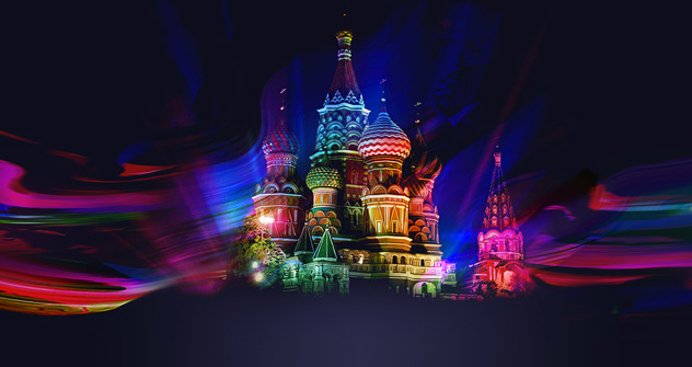 'Days of Moscow' festival in Delhi will take place on October 26-29. Source: Lightfest.ru