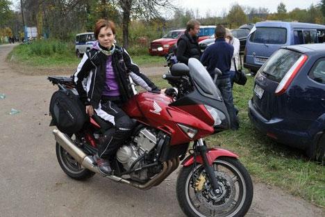 Em caso de infração, as novas câmeras vão fotografar o número da placa traseira da motocicleta e enviar a multa para o proprietário Foto:  Wings FMCC