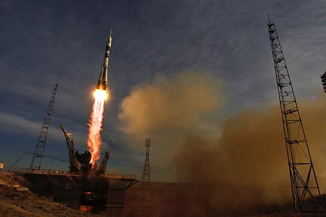Private businesses for Outer Space. Source: ITAR-TASS