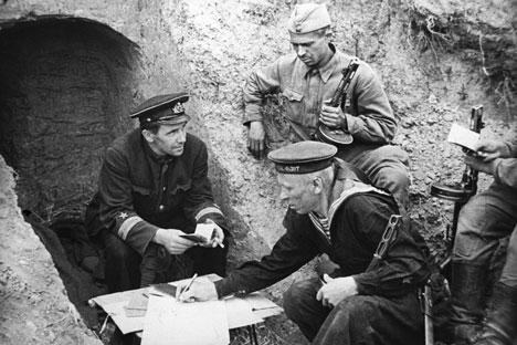 Russia commemorates Stalingrad Battle losses. Source: ITAR-TASS