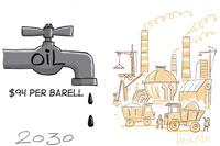 2030, oil, gas