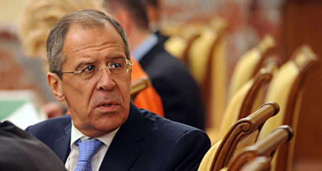 Russian Foreign Minister Sergey Lavrov promptly warned, 'If the position of our partners remains the departure of this leader [Al-Assad] who they do not like, the bloodbath will continue.' Source: PhotoXPress