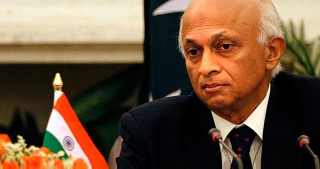India's Foreign Secretary Ranjan Mathai. Source: AP / Manish Swarup