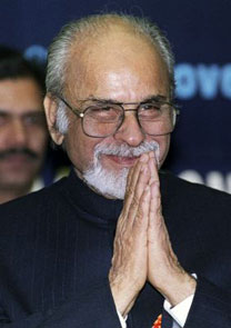 "Late former Indian Prime Minister Inder Kumar Gujral was best known for his ""Gujral Doctrine."" Source: AP"