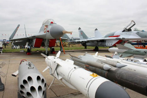 MiG-29K on the MAKS-2009. Source: Doomych/wikimedia.org