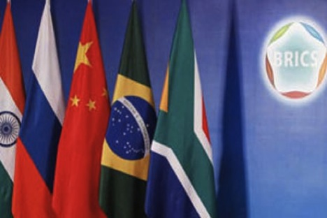 BRICS' growth trajectory remains steady. Source: ITAR-TASS