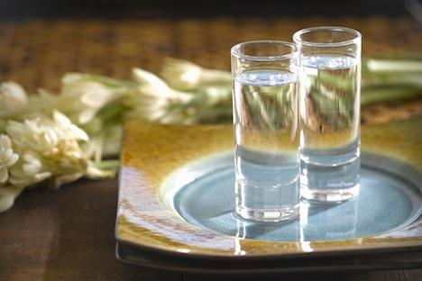 Russian vodka. Source: StockFood/Fotodom