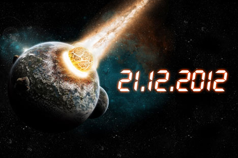 Maya thought that end of the days will happen this Friday, but what Russian writers think? Source: Shutterstock / Legion media