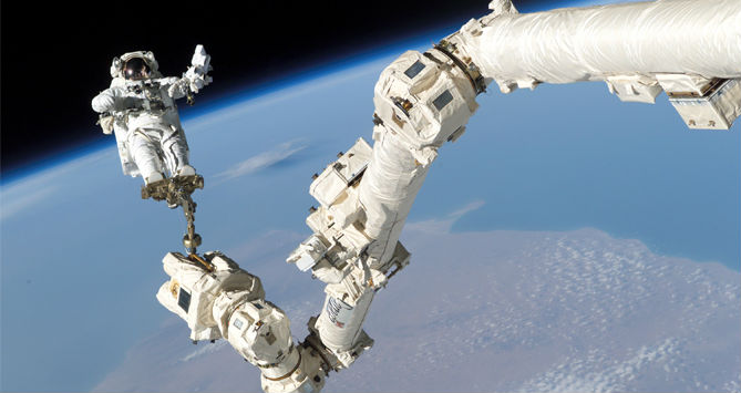 Space Pacts to put Indo-Russian ties in still higher orbit. Source: NASA