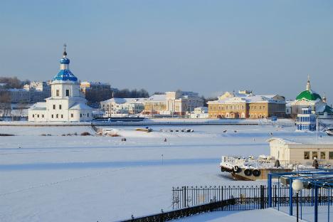 Cheboksary: A cultural treasure trove. Source: Gazprom.ru