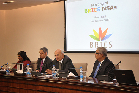 For BRICS, another first – Revenue heads meet in Delhi. Source: Flickr/MEAphotogallery