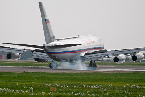 Putin will receive two brand new Il-96-300PU. Source: Flickr/Osdu