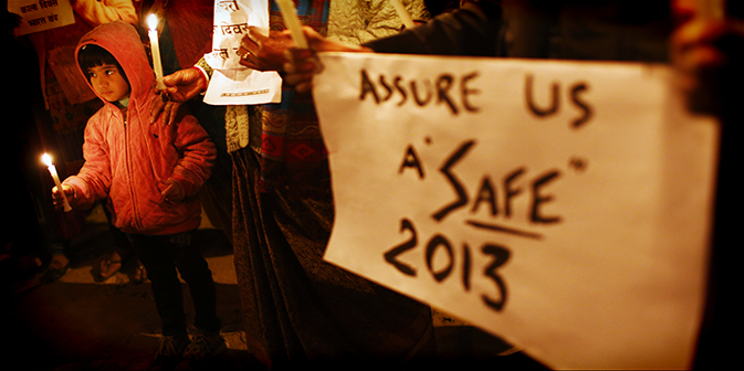Russian media gives high prominence to New Delhi gangrape case. Source: Flickr/AJstream