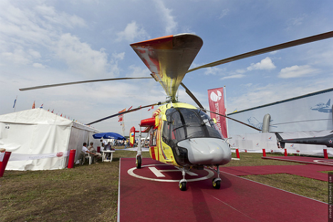 Ka-226T with a unique coaxial system of articulated rotors will take part in a tender for the supply of a large consignment of surveillance and reconnaissance helicopters for the Indian Air Force, and stands a very good chance of winning. Source: Fli