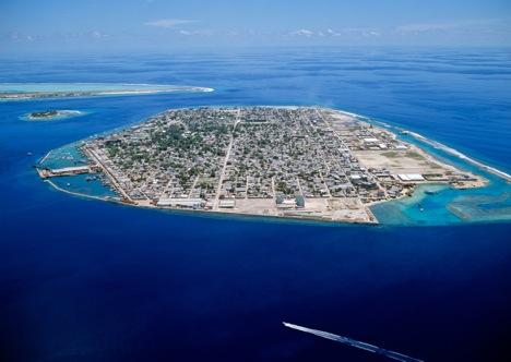 Malé, capital of Maldives. Source: Alamy/Legion Media