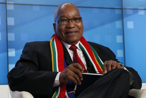 A parceria estratégica entre os países implica a realização conjunta do programa nacional para o desenvolvimento da energia atômica na África do Sul Foto: Reuters