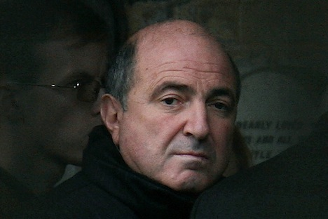 British courts had repeatedly refused to extradite Berezovsky who was convicted in Russia in absentia for embezzlement. Source: Reuters