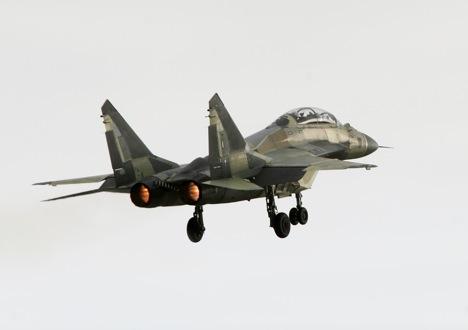 MiG-29K. Source: ITAR-TASS
