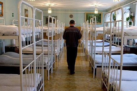 A private prison in Russia. Source: RIA Novosti / Vadim Braidov