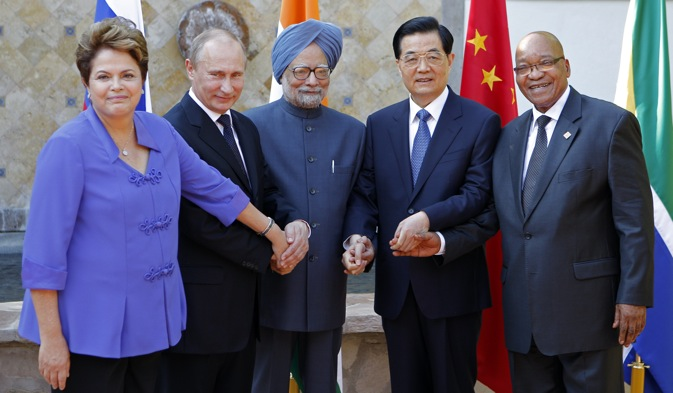 The BRICS countries possess enormous potential for tourism. Source: AP