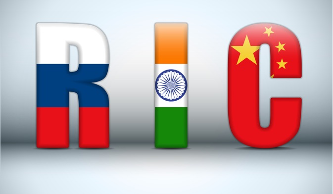 By the year 2020 Russia, India and China will probably be among the top five economies of the world. Source: Shutterstock/Legion Media