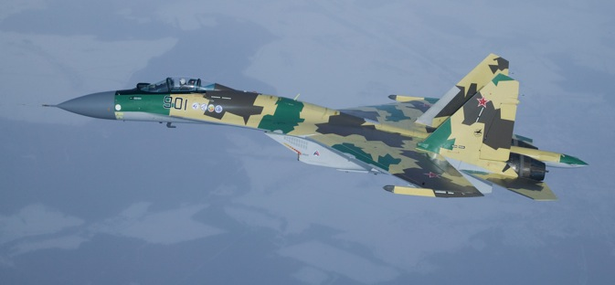 Sukhoi combat jets have been inducted in large numbers in the air forces of China, Indonesia, Malaysia and Vietnam. Source: Sukhoi.org