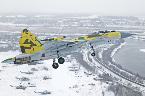 The Defence Ministry has at least 11 Su-35 aircraft worth $85 million each, including three test aircraft. Source: Sukhoi.org