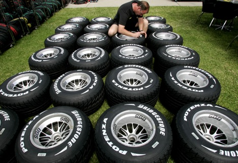 Bridgestone will be the sixth international tire company to set up a manufacturing plant in Russia. Source: Picture-Alliance/Vostock-photo