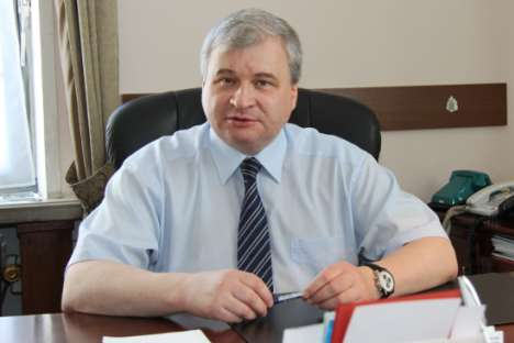 Newly appointed Russian ambassador to China Andrey Denisov. Source: Press Photo