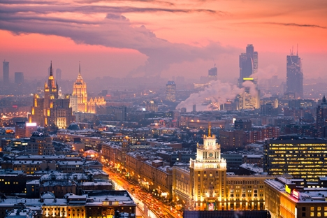 There's more to Moscow than the famous Stalinist sky-scrapers. Source: Getty Images / Fotobank