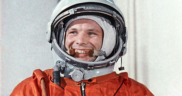 Gagarin's accomplishment still reverberates around the world. Source: ITAR-TASS