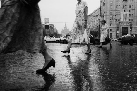 Day of the city of Moscow. Source: Igor Moukhin