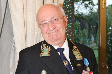 Alexander Kadakin, Russia's ambassador to India. Source: Press Photo