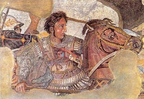 Las conquistas del macedonio forman parte del imaginario europeo. Fuente: Wikipedia.