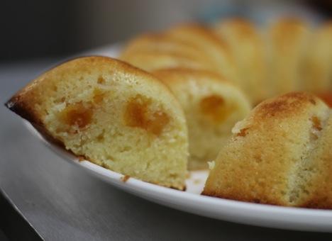 Mannik sponge cake. Source: Divya Shirodkar