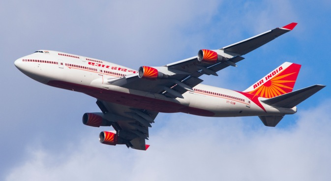 Errors in the system have left many Indian fliers with Air India tickets stranded in Moscow. Source: Alamy/Legion Media