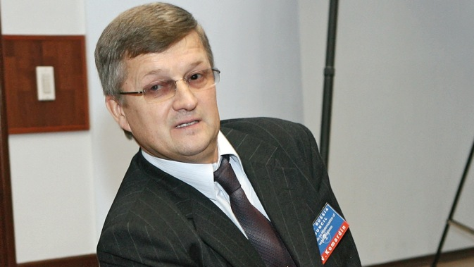 Viktor Komardin, General Director of Rosoboronexport. Source: RIA Novosti
