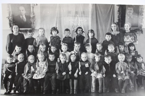 Children in the USSR were trained to be perfect communists. Source: Tatiana Korablinova