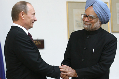Moscow has not resented Indian moves in Central Asia which is in the immediate neighbourhood for Russia and an extended neighbourhood for India. Source: Press Photo