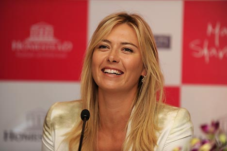 Sharapova decided to part ways with her coach after defeat in the second round of Wimbledon 2013. Source: AFP/East-News