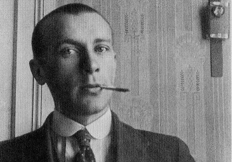 Nabarun Bhattacharya was inspired by Mikhail Bulgakov's (photo) works. Source: wikipedia.org