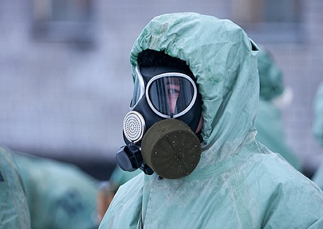 Under the relevant federal programme, Russia has to dispose of all chemical weapons by December 31, 2015. Source: Ministry of Defence of the Russian Federation / mil.ru
