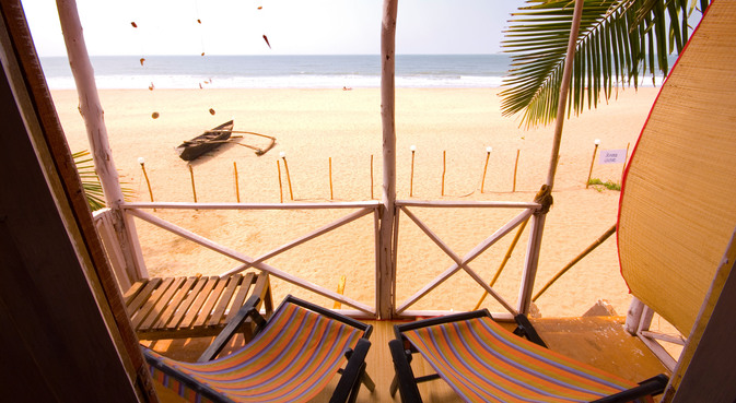 Goa is one of the most popular travel destinations for many Russians. Source: Alamy