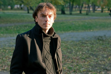 The anthology celebrates the arts of translation as well as poetry. Pictured: Dmitry Vodennikov. Source: Olga Salij / PhotoXpress.ru