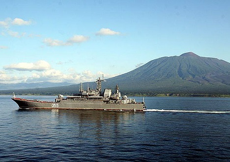 The Russian Navy will take delivery of 36 new warships and auxiliary vessels in 2013. A significant portion will be used to bolster the Pacific Fleet. Source: Ministry of Defence of the Russian Federation / mil.ru
