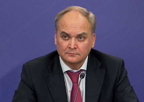Antonov noted that the newly-developed weapons have practically erased the difference in effectiveness between nuclear and conventional weapons. Source: Ministry of Defence of the Russian Federation / mil.ru